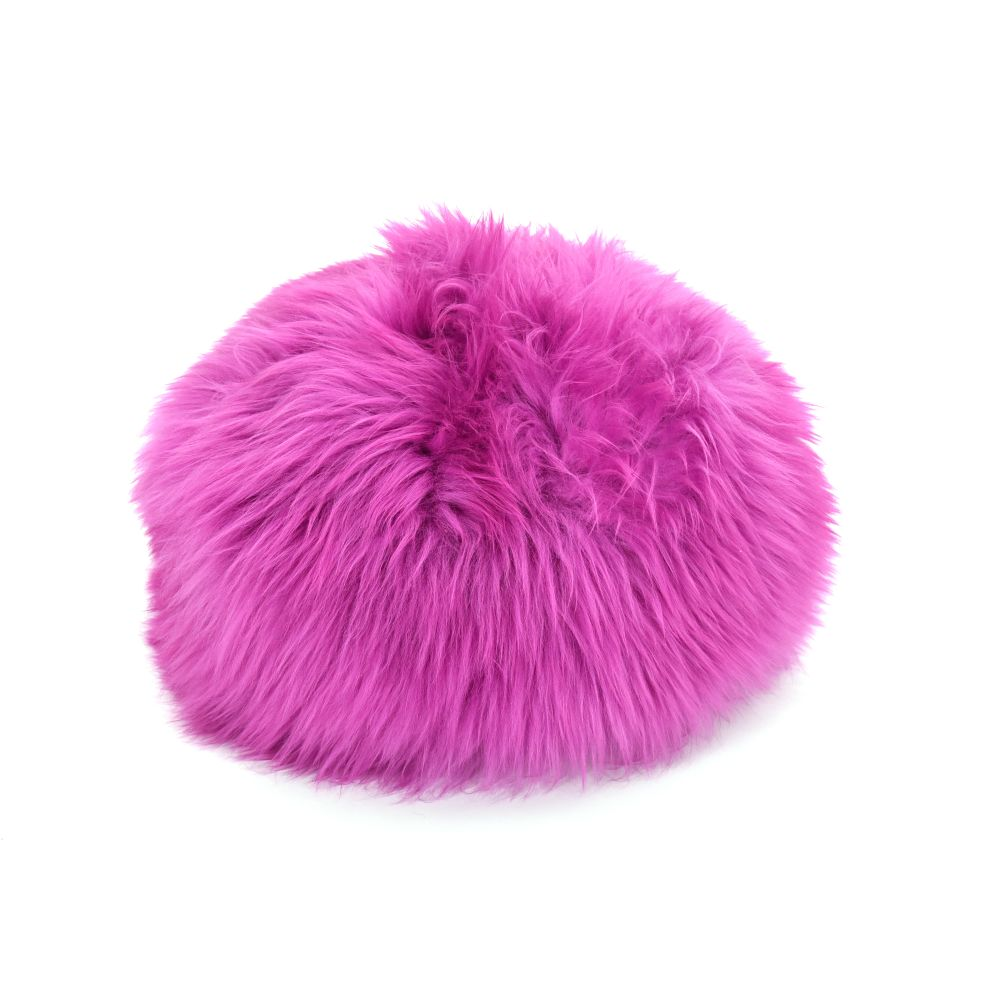 Sheepskin Pouffe by Baa Stool