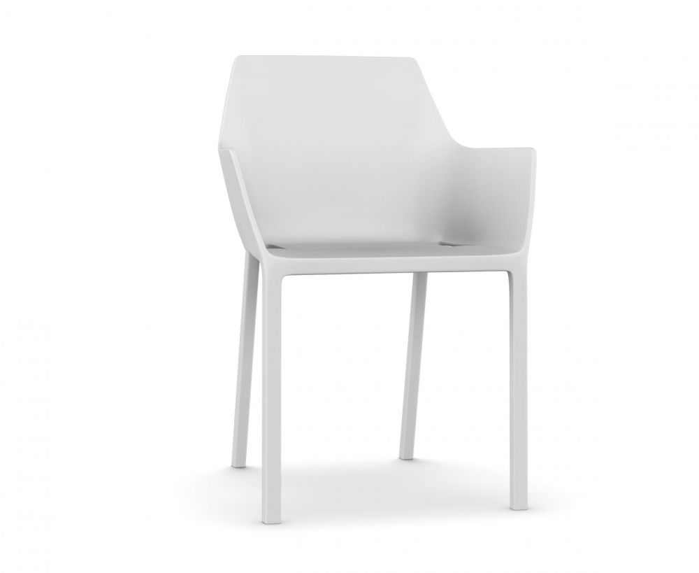 White,Kristalia,Seating,chair,furniture,material property,white