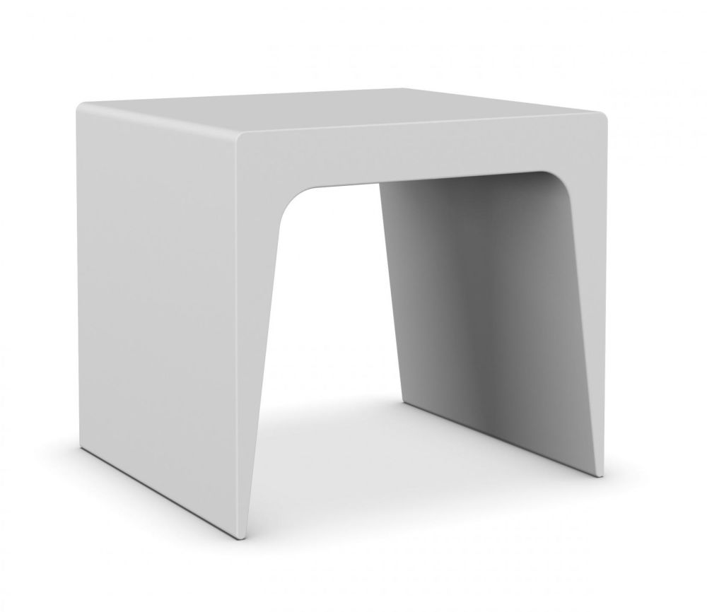 White, 45,Kristalia,Tables & Desks,furniture,material property,stool,table