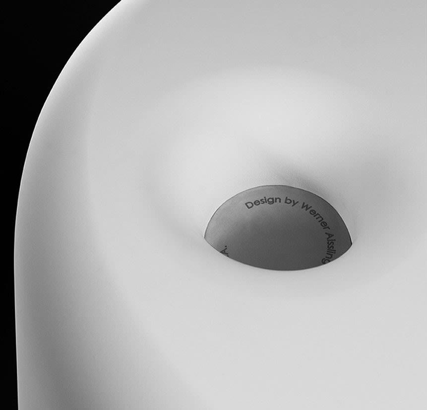 Matte White,B.LUX,Table Lamps,circle,monochrome,white