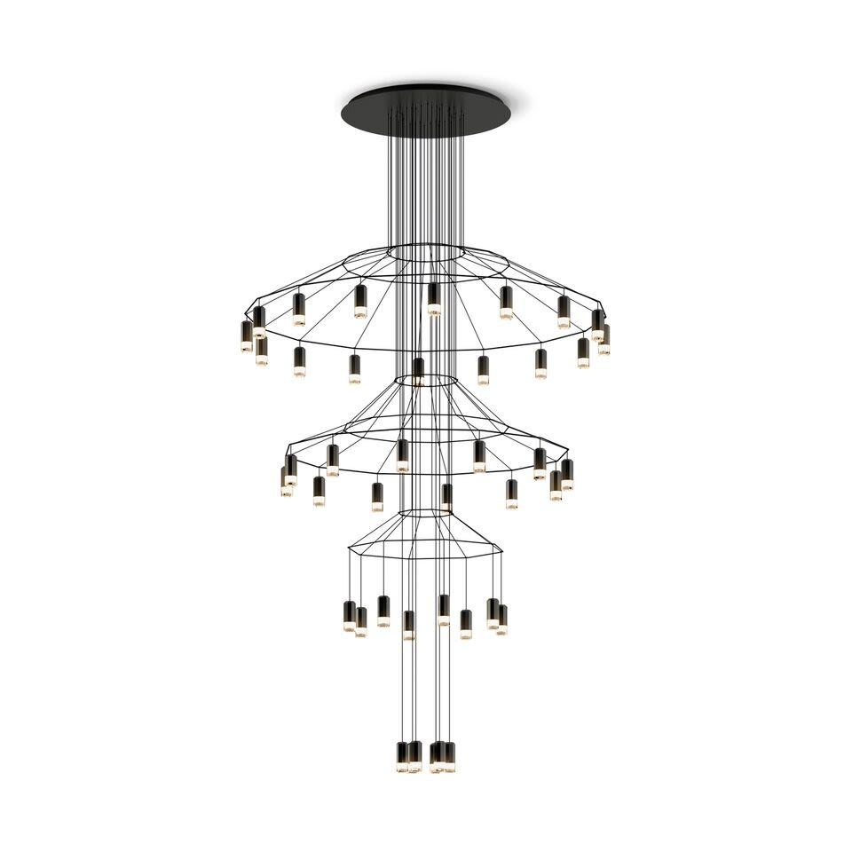112cm,Vibia,Chandeliers,ceiling,ceiling fixture