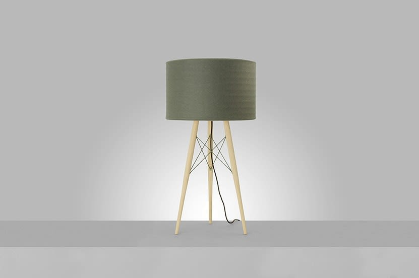 Wire Light Table Lamp by B.LUX