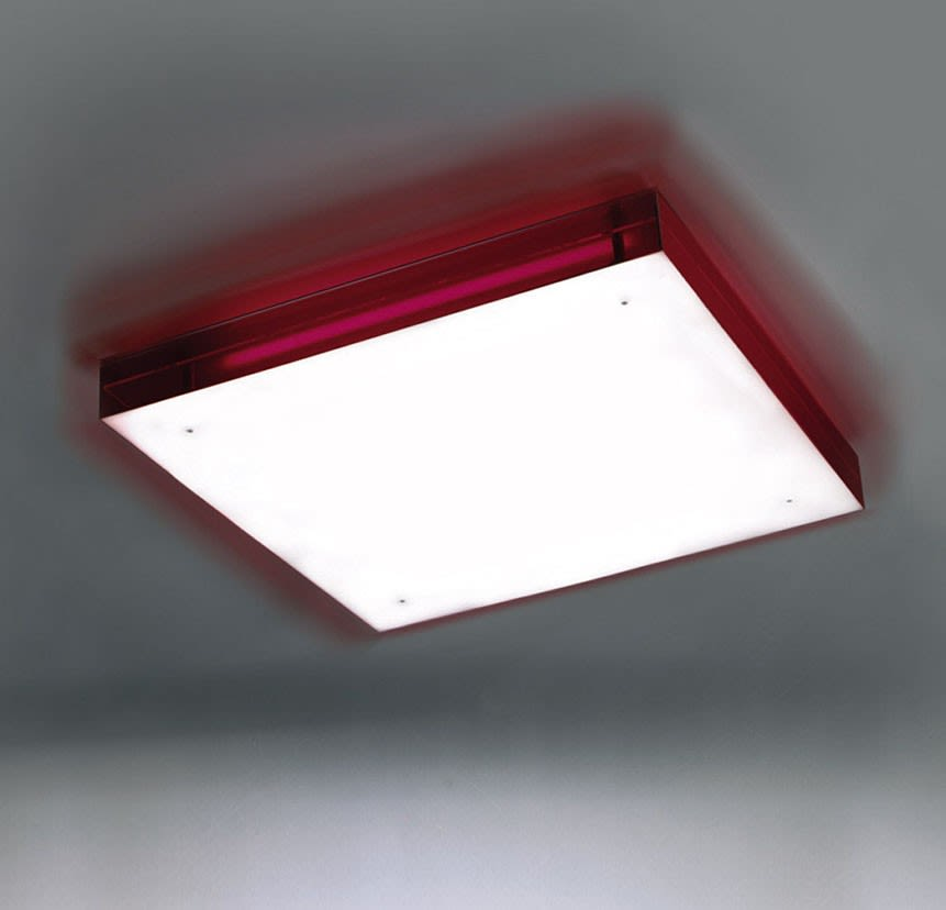 No, Red,B.LUX,Ceiling Lights,ceiling,light,light fixture,lighting,red