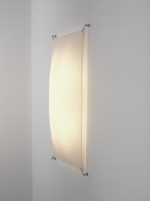 Veroca 80x40 Fluorescent Wall Lamp by B.LUX