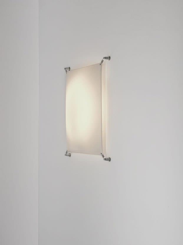 Veroca 40x40 Fluorescent Wall Lamp by B.LUX