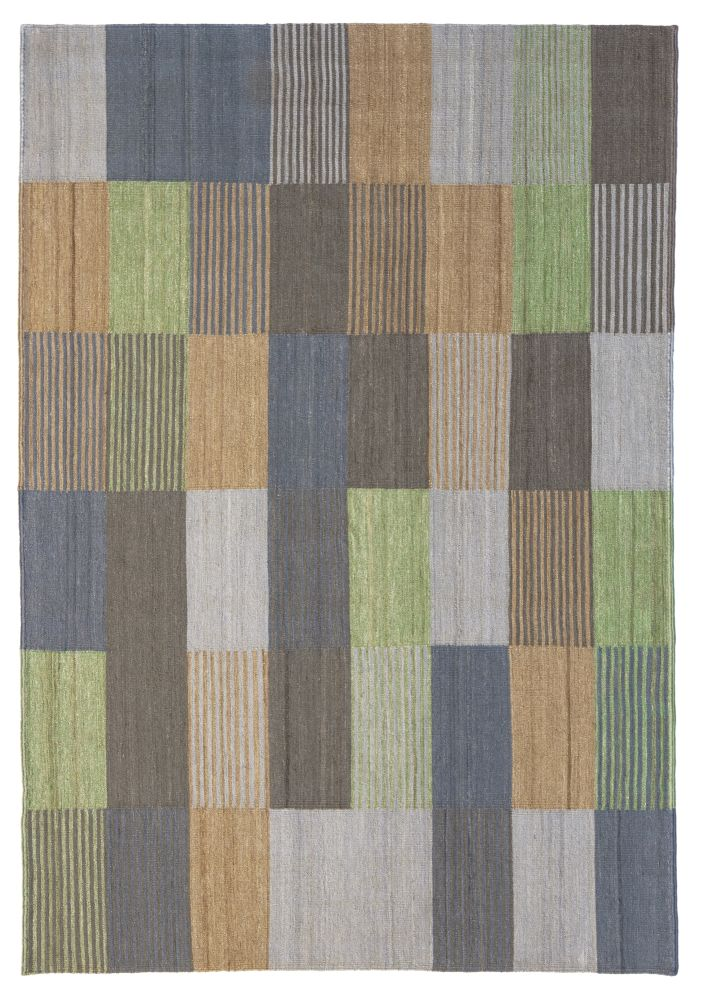 300 x 400 cm,Nanimarquina,Rugs,beige,brown,floor,green,pattern,product,rectangle,rug,textile,turquoise,yellow