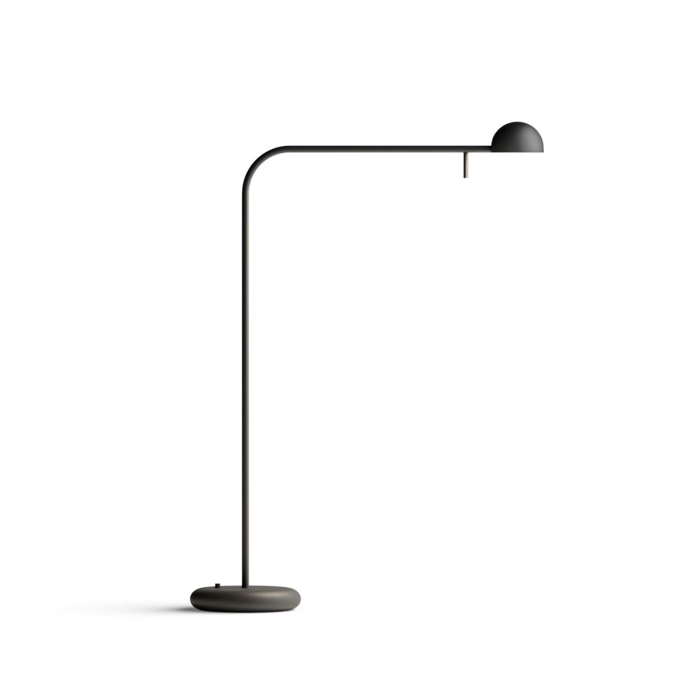 Matt Black Lacquer, 23,Vibia,Table Lamps,lamp,light fixture,lighting