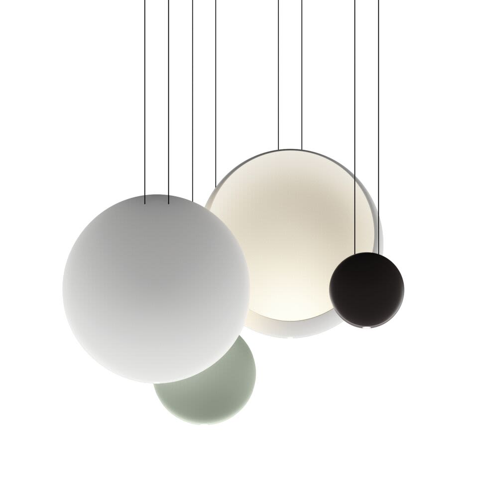 Cosmos 2516 Pendant Light by Vibia