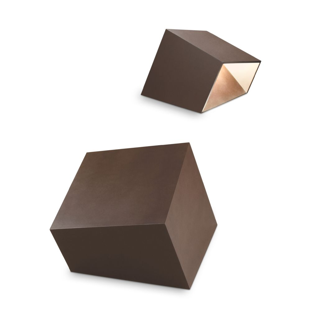 Khaki Lacquer,Vibia,Outdoor Lighting,brown