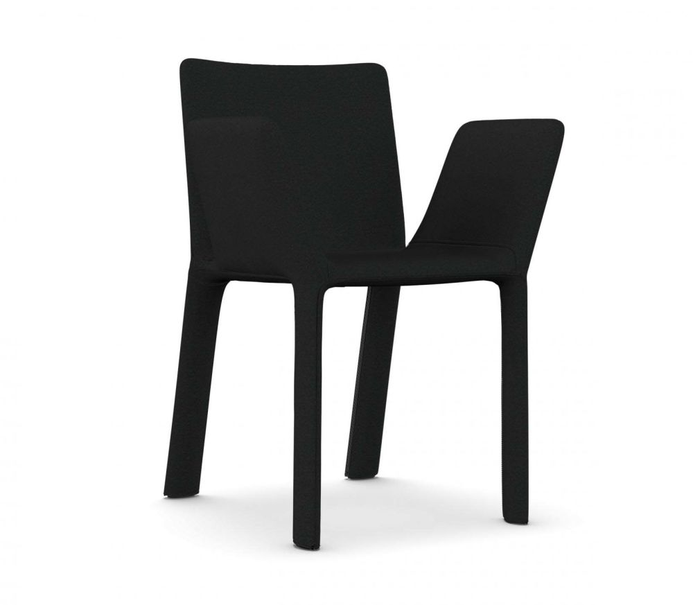 Joko Chair with Armrests by Kristalia
