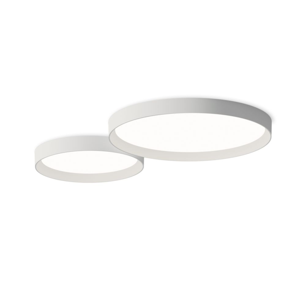 Matt Graphite Lacquer, 2700,Vibia,Ceiling Lights,circle,white