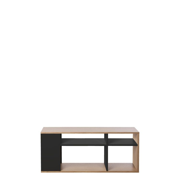 Oak,Another Brand,Coffee & Side Tables,coffee table,furniture,rectangle,shelf,sofa tables,table