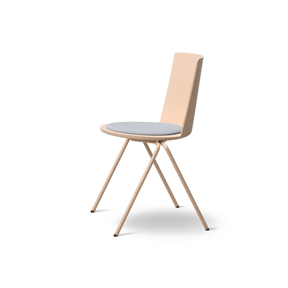 Acme A - Base with Seat Upholstery by Fredericia