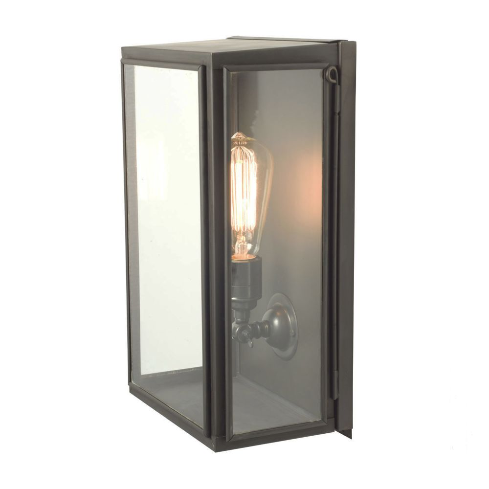 Small, Clear Glass,Davey Lighting,Wall Lights,lighting,sconce