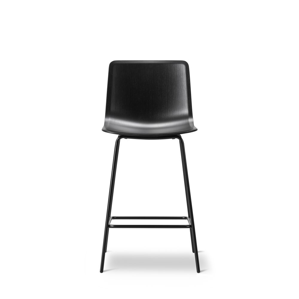 Pato 4 Leg Stool, Bar or Counter Height by Fredericia