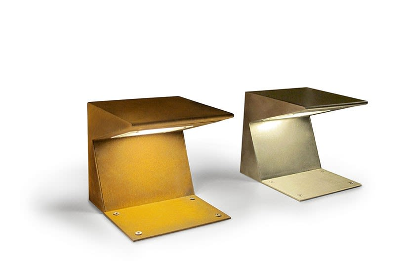 Corten, LED,B.LUX,Outdoor Lighting,furniture,stool,table