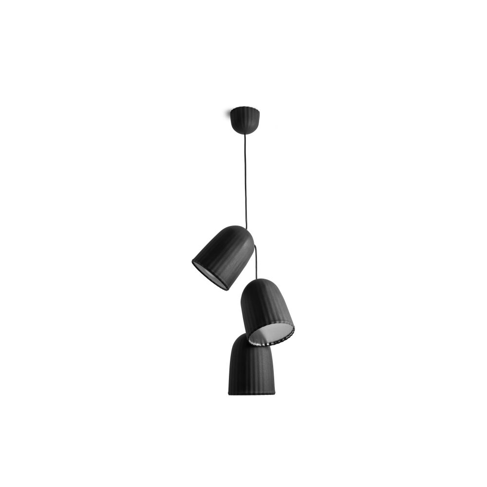 Chains Triple Pendant Light by Petite Friture
