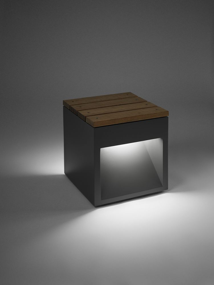 LED, Grey, Fixed connection point,B.LUX,Outdoor Lighting,coffee table,furniture,light,table