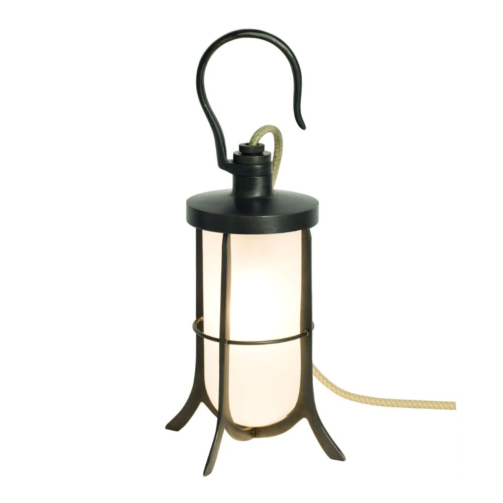 Clear, Polished Brass,Davey Lighting,Table Lamps,candle holder,lantern,lighting