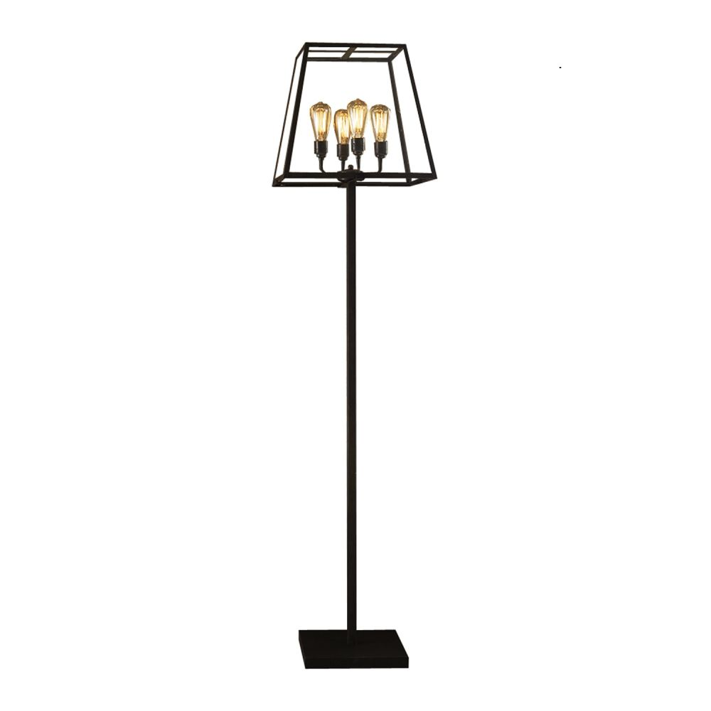 Quad Floor Lamp by Davey Lighting