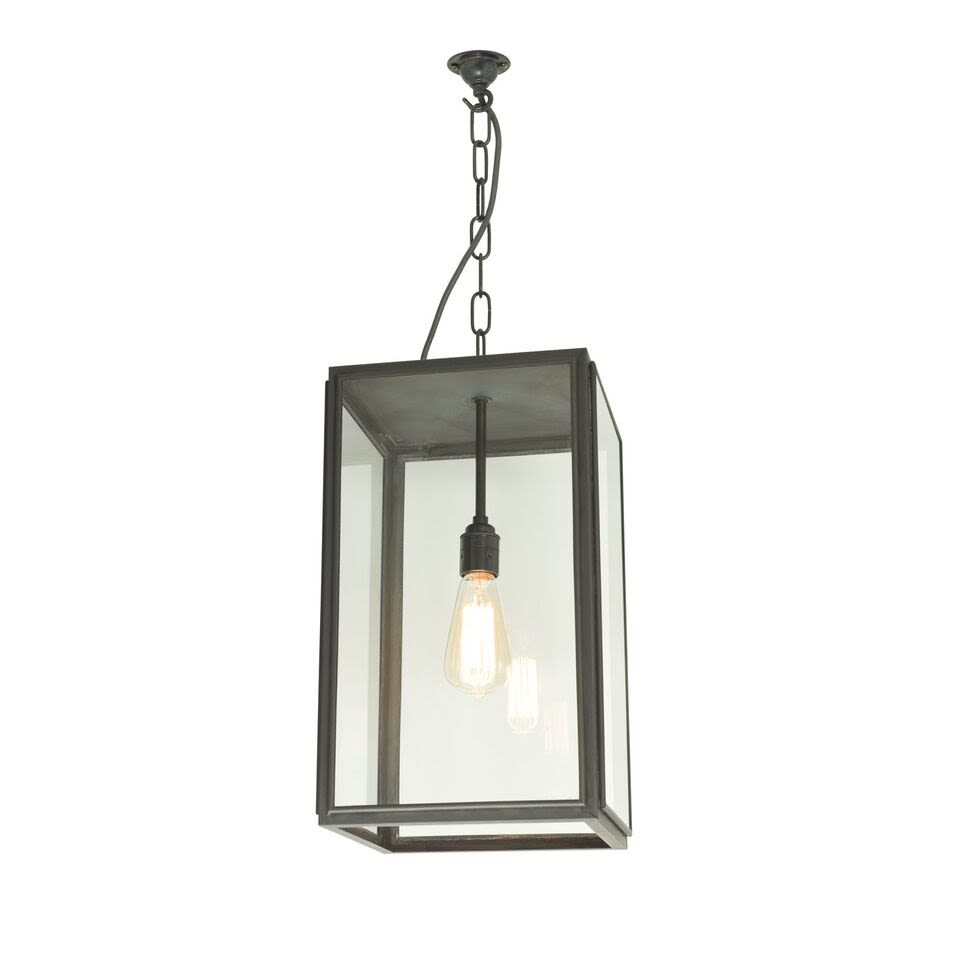 Square Pendant Light 7638 by Davey Lighting