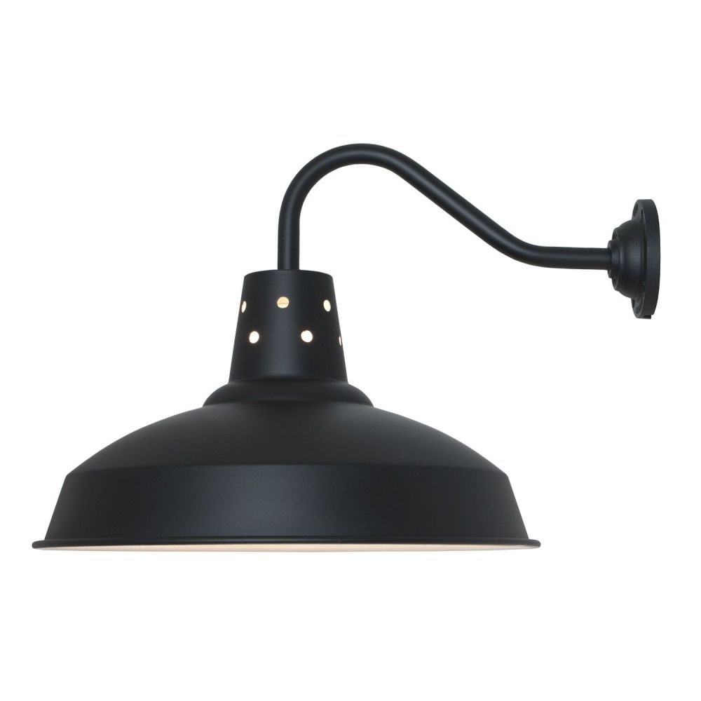 Factory Wall Light 7201 by Davey Lighting
