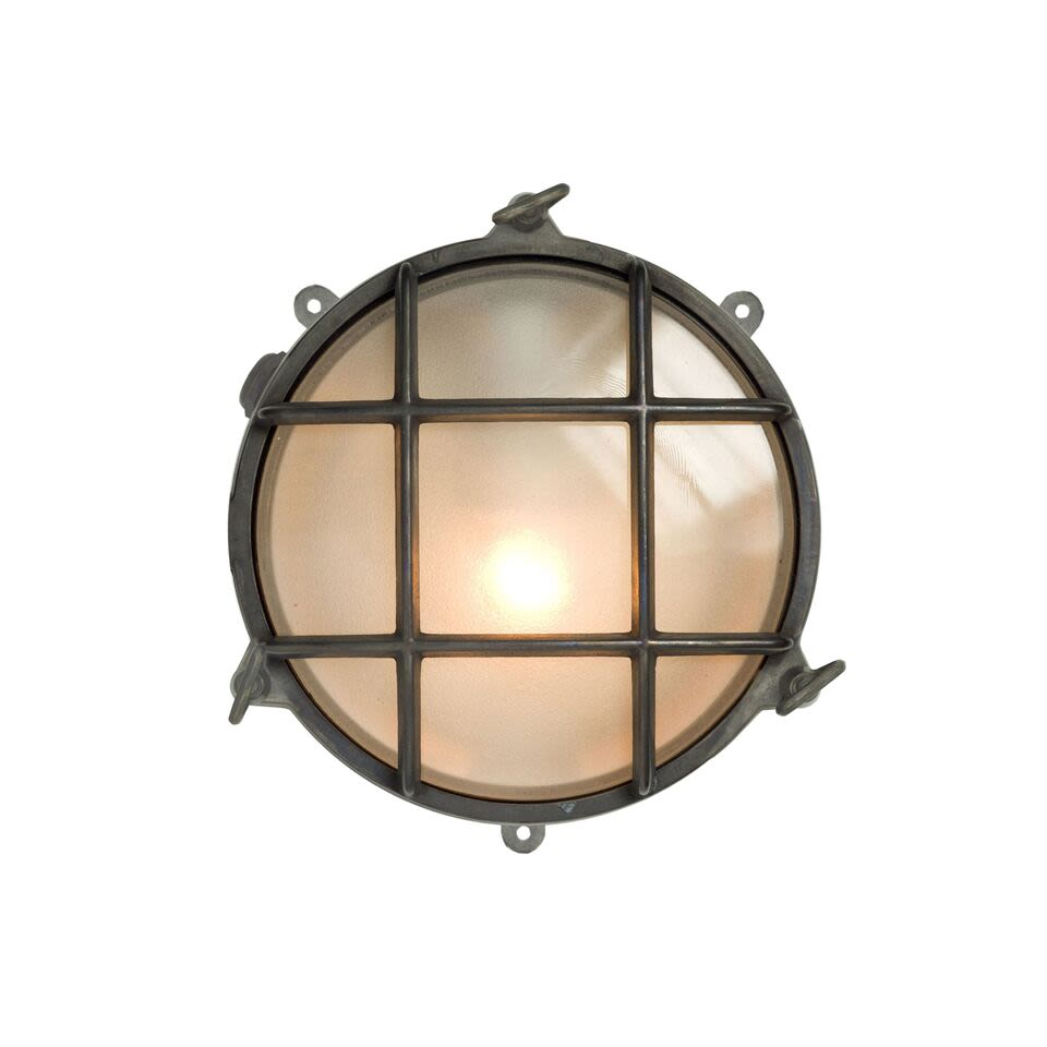 Weathered Brass, Points, 24cm,Davey Lighting,Wall Lights,ceiling,ceiling fixture,light fixture,lighting,sconce