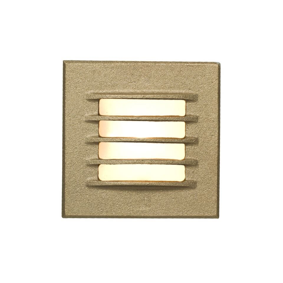 Low Voltage Recessed Step Light by Davey Lighting