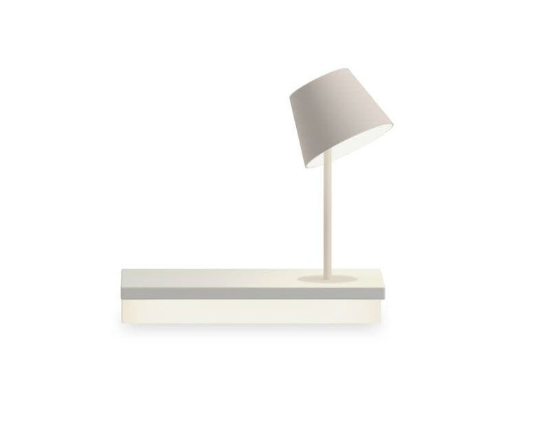 Matt chocolate lacquer,Vibia,Wall Lights,beige,lamp,light fixture,lighting