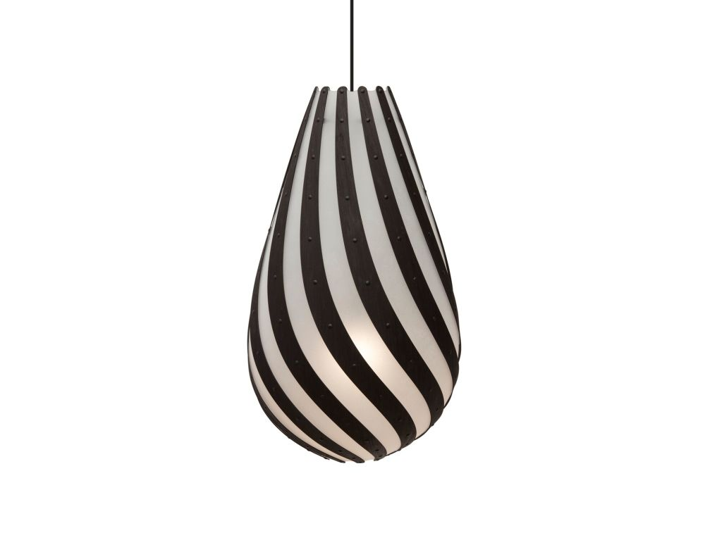 Black,David Trubridge,Pendant Lights,beige,brown,lampshade,lighting,lighting accessory