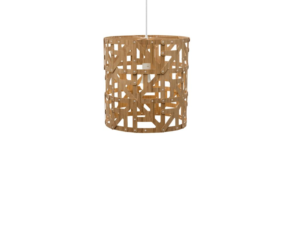 Caramel, Half,David Trubridge,Pendant Lights,candle holder,ceiling fixture,lamp,lampshade,light fixture,lighting,lighting accessory