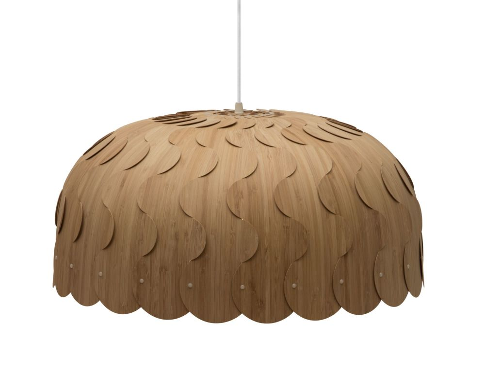 Natural, Small,David Trubridge,Pendant Lights,beige,brown,ceiling,ceiling fixture,lamp,lampshade,light fixture,lighting,lighting accessory