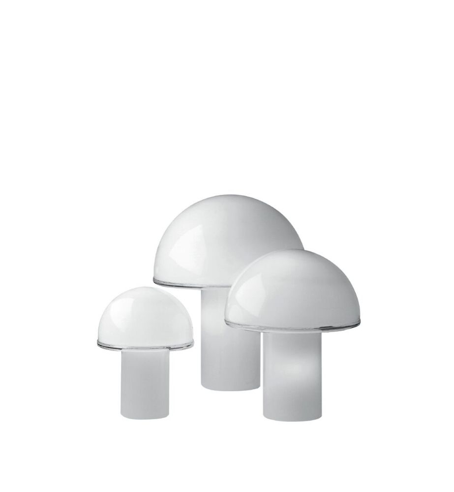 Onfale Grande Table Lamp by Artemide
