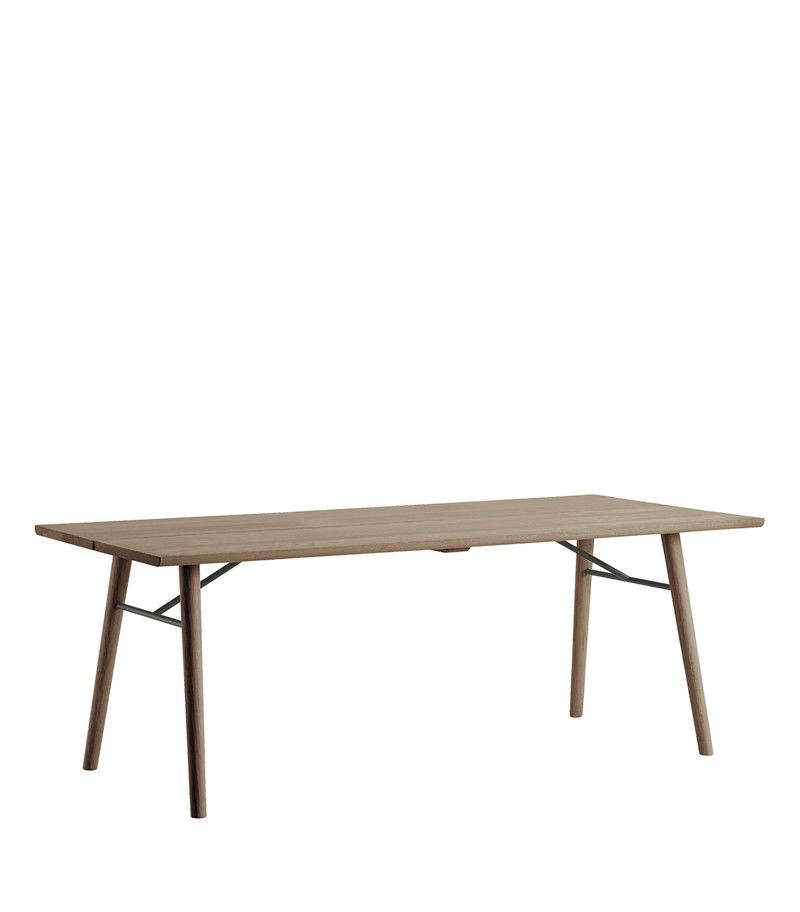 Oak, Oak, 205,WOUD,Dining Tables,coffee table,desk,furniture,outdoor table,plywood,rectangle,table