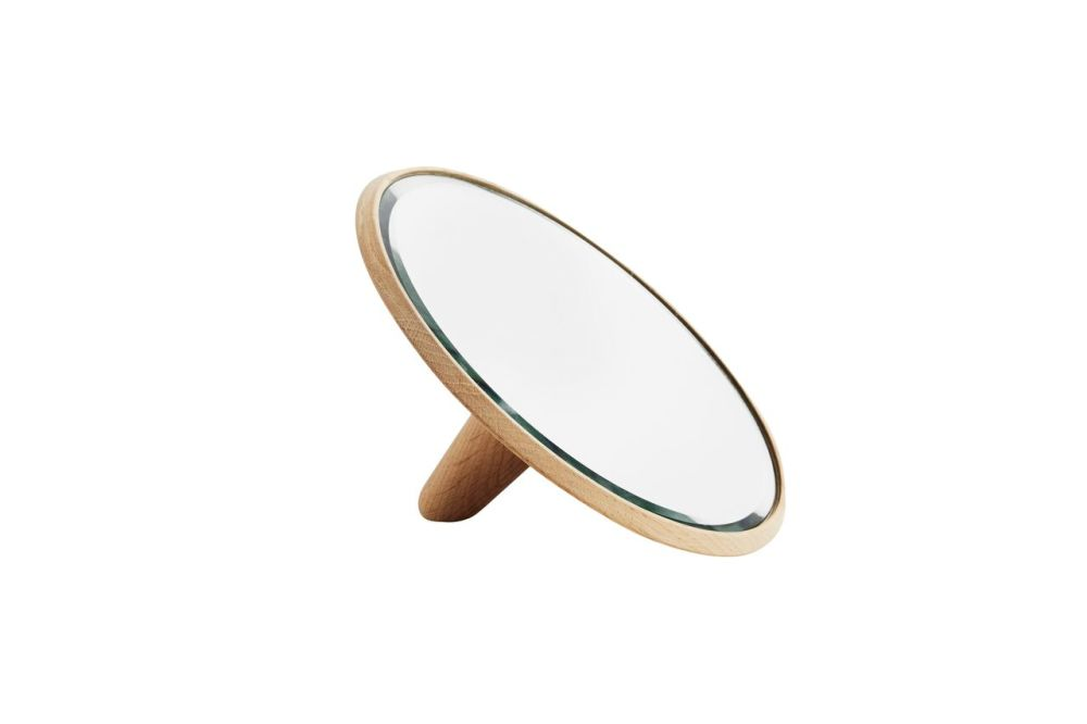 Mirror Barb Large - Set of 2 by WOUD
