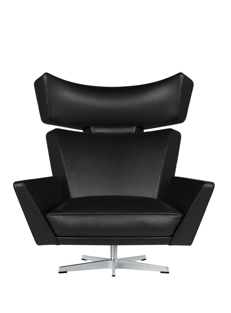 Oksen Armchair by Fritz Hansen