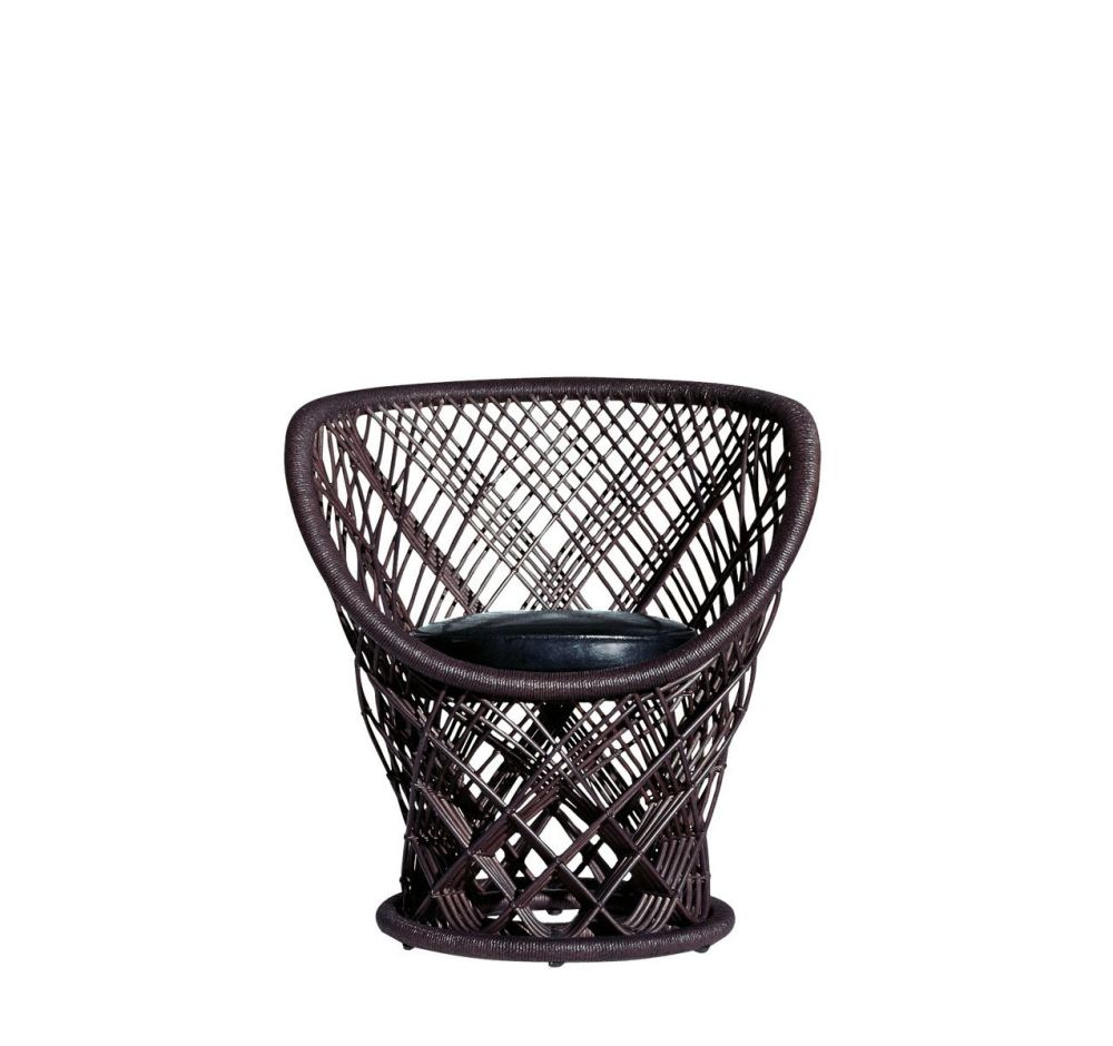 Pavo Armchair by Driade