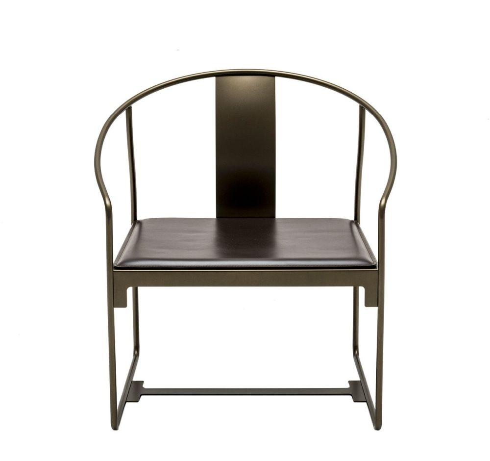 Bronze, 45,Driade,Armchairs,chair,furniture,table