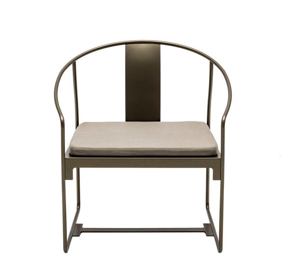 MINGX - Outdoor Armchair by Driade