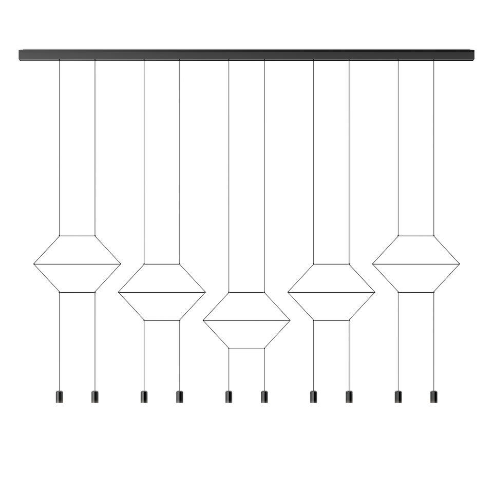 121cm,Vibia,Pendant Lights,line