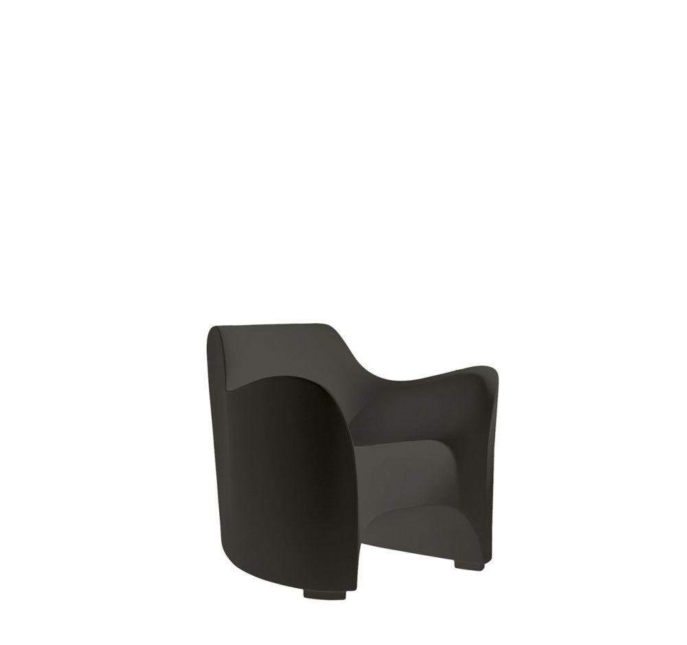 White,Driade,Armchairs,black,chair,club chair,furniture