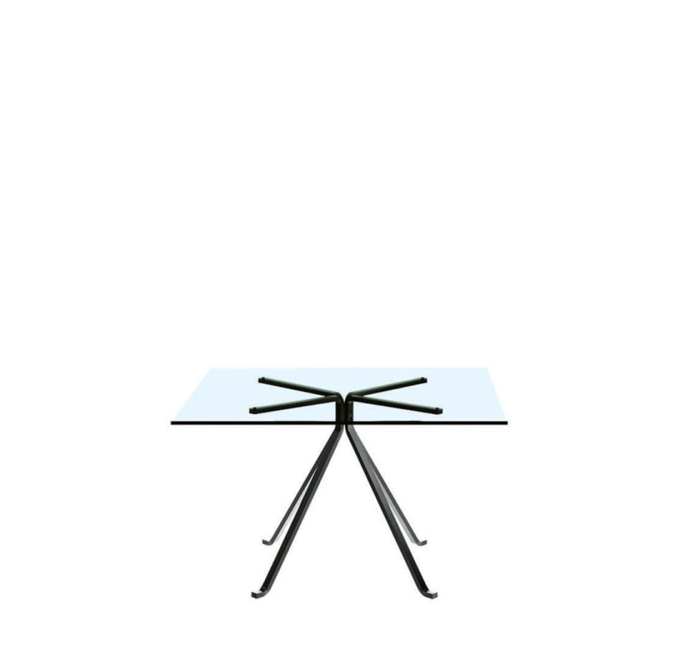 Cugino Square Table by Driade