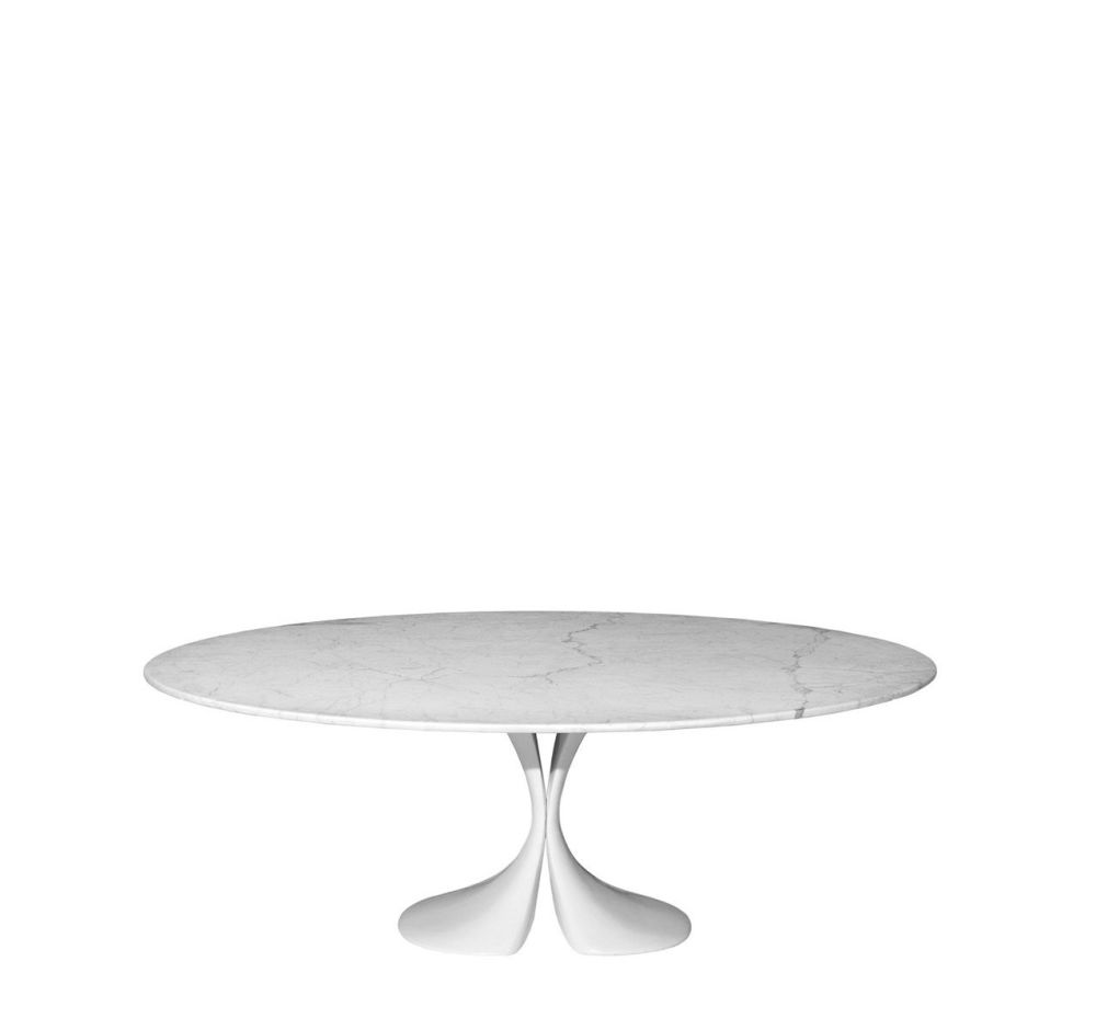 Marble 180,Driade,Coffee & Side Tables,cake stand,coffee table,furniture,product,table,white