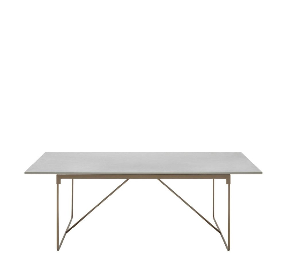 MINGX Rectangular Outdoor Table by Driade