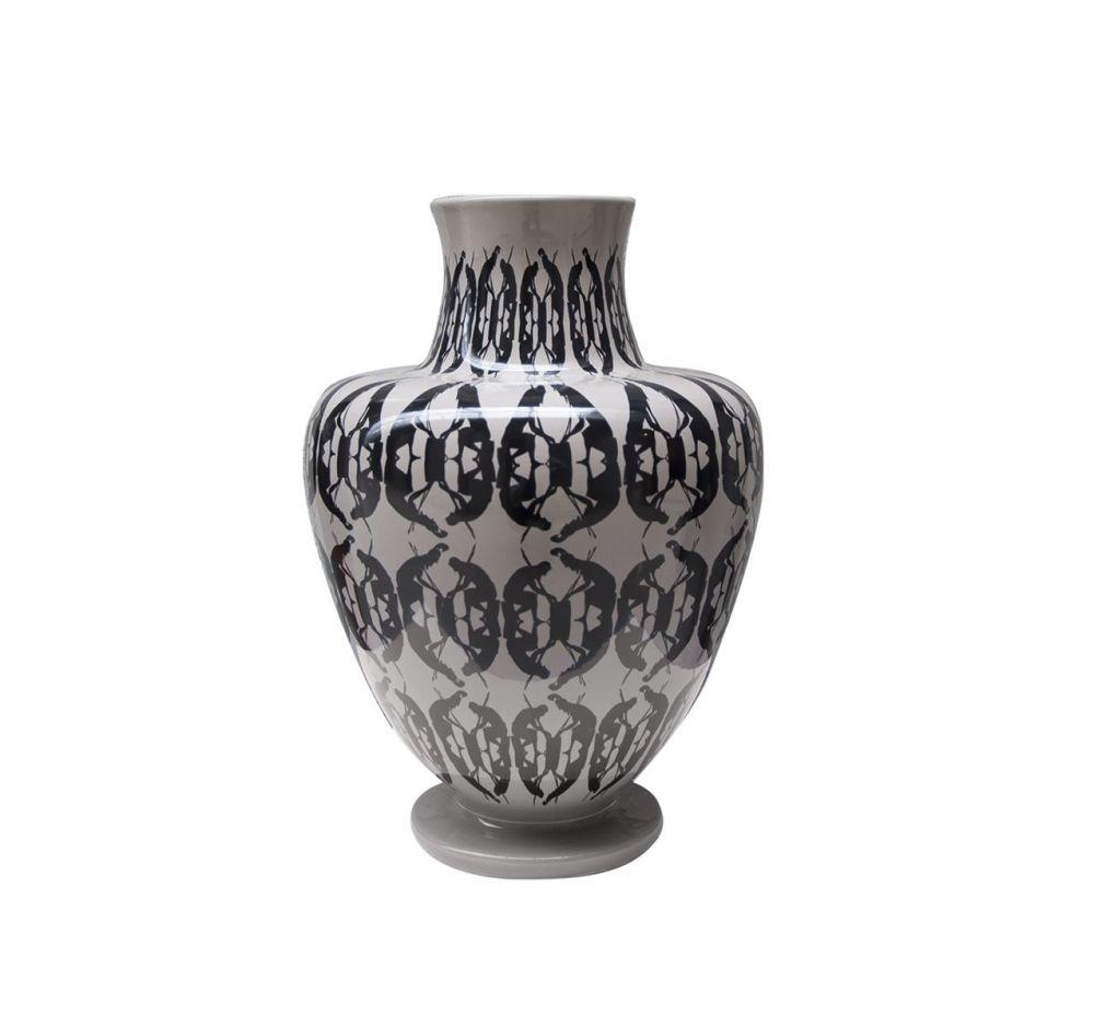 White,Driade,Vases,artifact,ceramic,earthenware,flowerpot,leaf,porcelain,pottery,vase