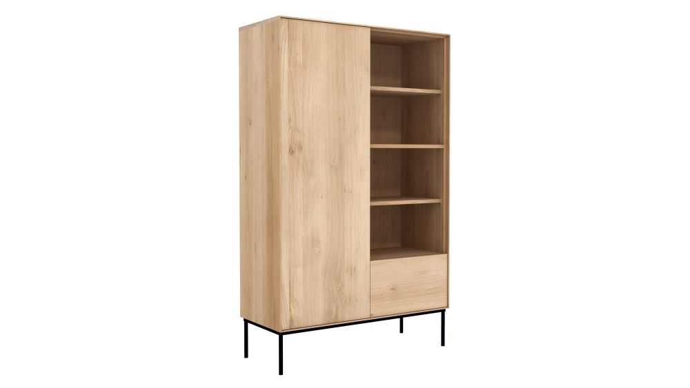 Oak,Ethnicraft,Cabinets & Sideboards,bookcase,cupboard,furniture,hardwood,plywood,shelf,shelving,wardrobe,wood