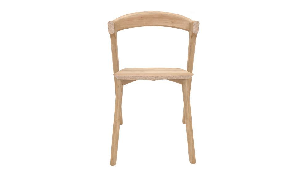 Natural,Ethnicraft,Dining Chairs,beige,chair,furniture