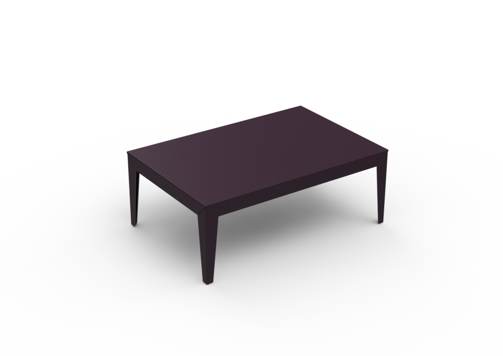 Matt Varnish Galva - 28 RAL NA, No, Tapered Legs,Matière Grise,Tables & Desks,coffee table,furniture,outdoor table,rectangle,table
