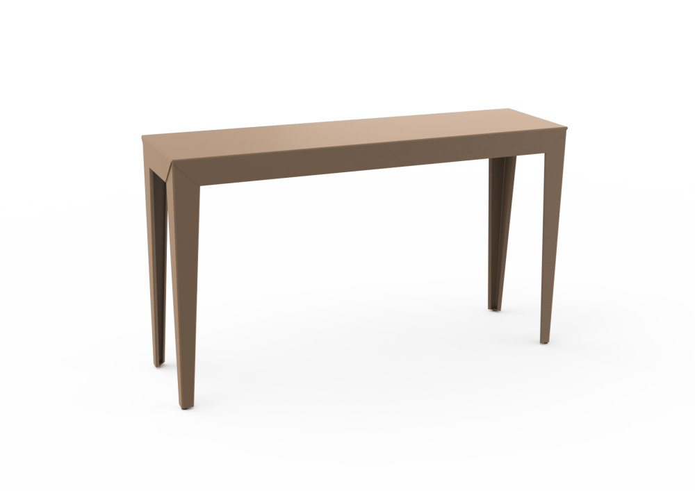 Tapered Legs, Matt Varnish Galva - 28 RAL NA,Matière Grise,Console Tables,desk,furniture,outdoor table,rectangle,sofa tables,table