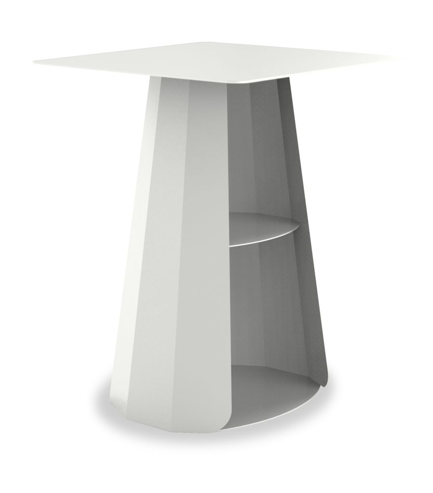 White - 01 RAL 9016,Matière Grise,Bedside Tables,end table,furniture,stool,table